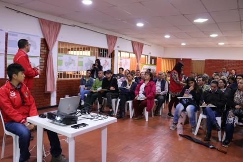 Alcaldía de Soacha socializa la formulación del Plan de Ordenamiento Territorial (POT) por toda la ciudad