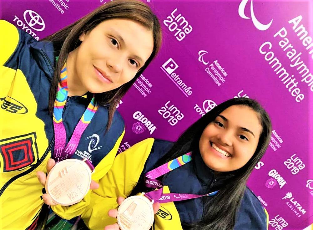 Atletas de Cundinamarca obtuvieron 5 medallas en Juegos ParaPanamericanos 2019 en Perú