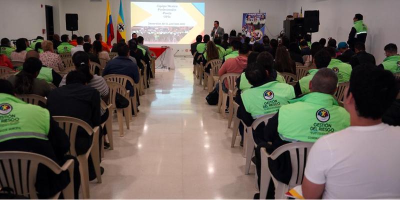 Cundinamarca, pionero en atender y minimizar sus riesgos