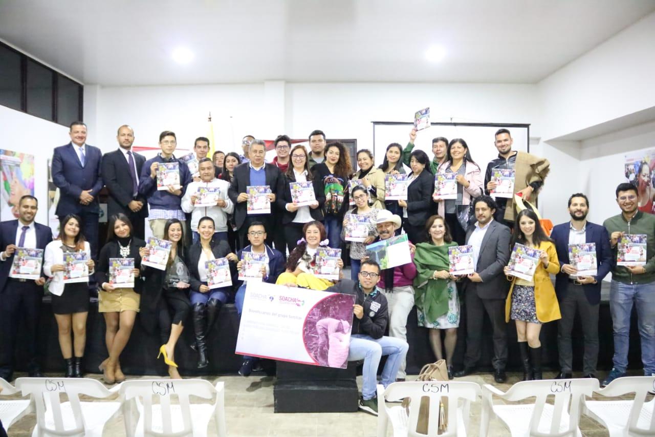 30.000 revistas de rendición de cuentas de la Alcaldía de Soacha se entregarán el próximo domingo