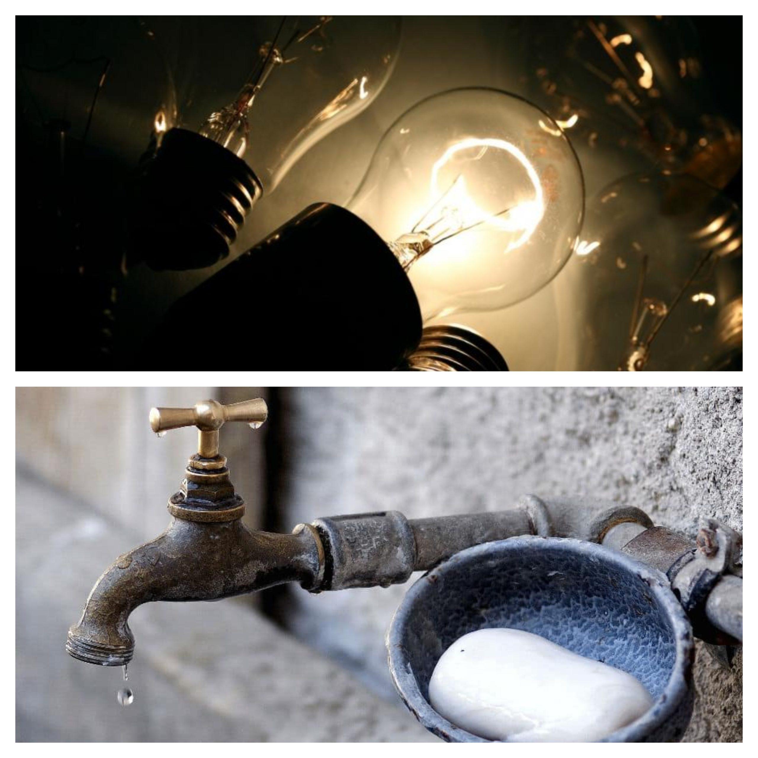 Programación de cortes de luz y agua para este viernes 24 de enero en Soacha