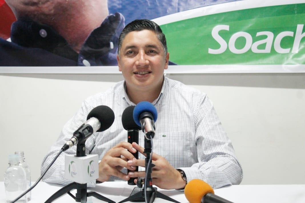 Giovanni Ramírez asume su curul en el Concejo de Soacha