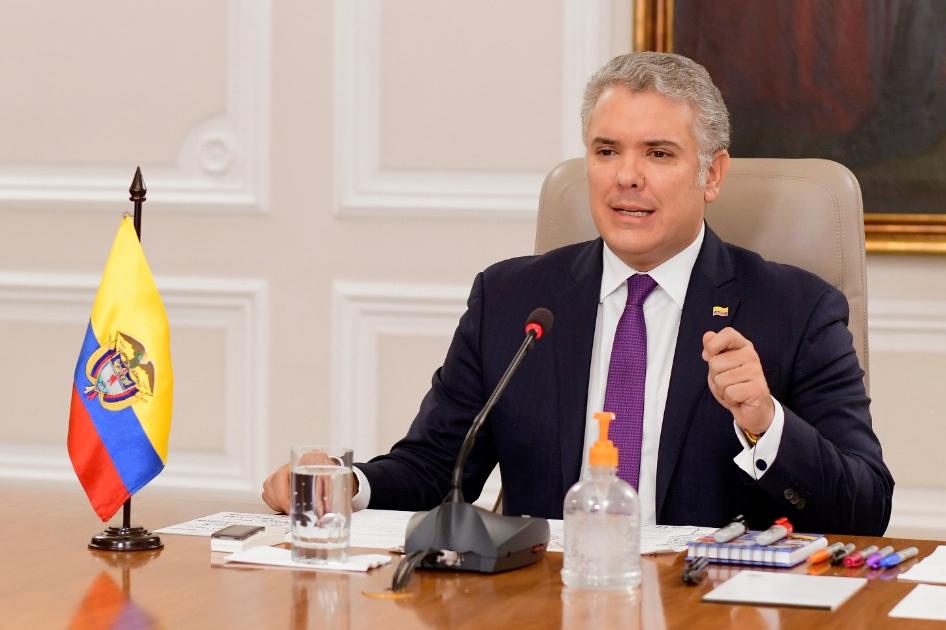 Cuarentena se extenderá hasta el 26 de abril, anunció el presidente Iván Duque