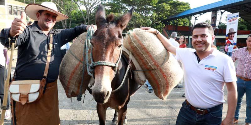 Tras Covid-19, reactivación económica inicia en el campo: Gobernador de Cundinamarca