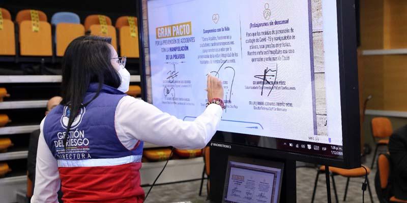 Los 116 Municipios de Cundinamarca dijeron sí a la Navidad sin pólvora