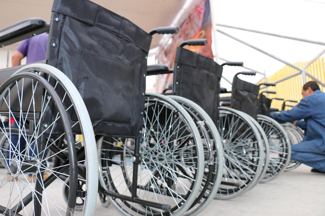 Con una inversión de $160 millones se suministraron recursos para personas discapacitadas en Soacha
