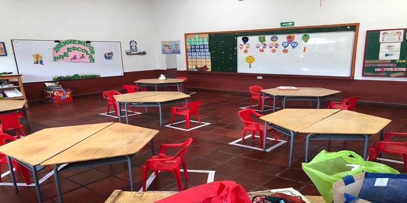 Todo listo para el retorno progresivo a las aulas en Cundinamarca