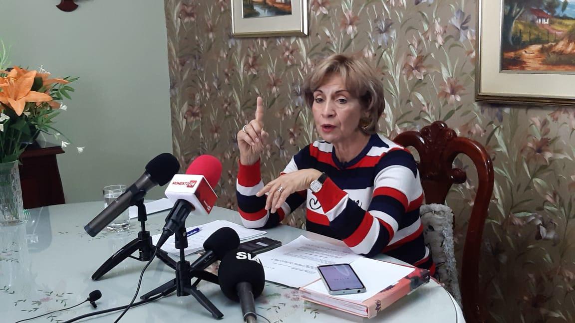 """""""Confío en que el DANE,  Fiscalía y Procuraduría 'tumbarán' la Actualización Catastral de Soacha"""": congresista Betty Zorro"""